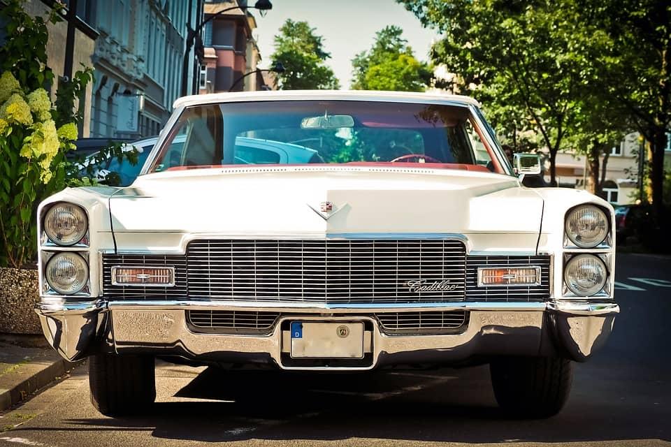 une belle auto