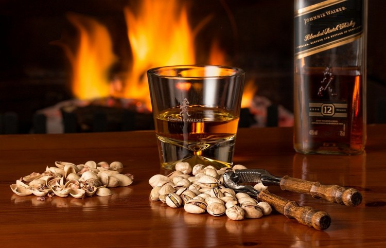 boire du whisky