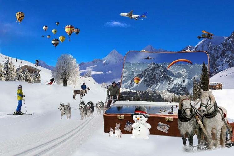 vacances hivernales