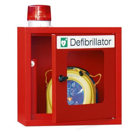 Avantages d'un défibrillateur