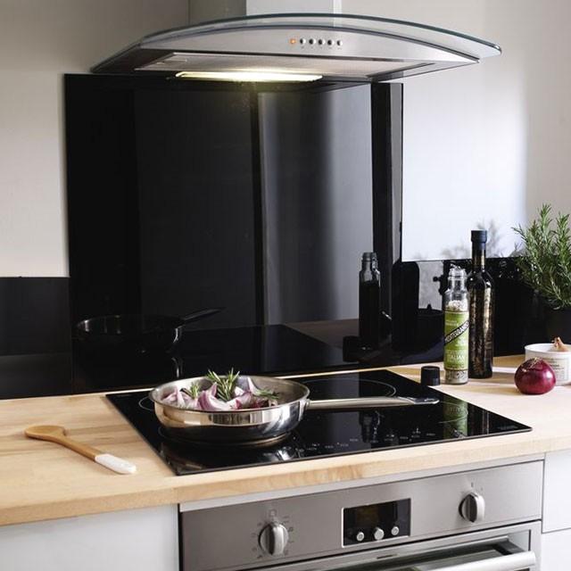 Comment poser une cr dence fond de hotte - Comment poser une credence de cuisine ...
