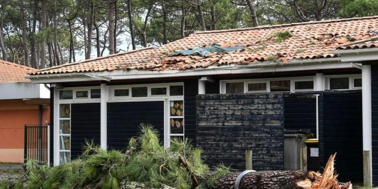 Combien coûte la réparation des dommages causés par la tempête ou le vent