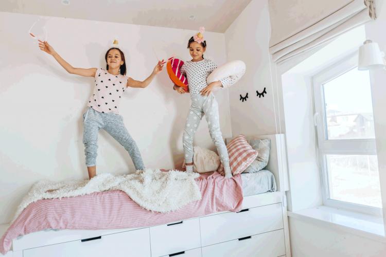 Guide pour aménager une chambre de fille 2